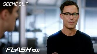 The Flash The Trial Of The Flash Scene The CW
