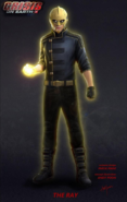 The Ray concept art