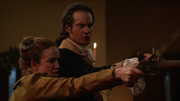 George Washington meet Sara Lance (2)