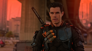 Joe Wilson (Deathstroke suit)