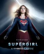 Supergirl season 2 poster - No friend left behind