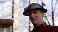 Hunter Zolomon como Jay Garrick