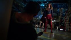 Kara faces off against Mon-El