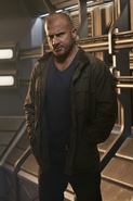 DC's Legends of Tomorrow - Mick Rory character portrait