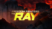 Freedom Fighters The Ray (season 2) title card