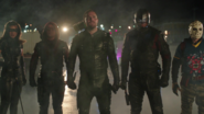 Team Arrow Year Seven