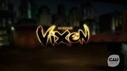 Vixen (season 2) title card