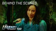 DC's Legends of Tomorrow Inside Hey, World! The CW