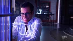 Gary electrocuted