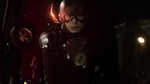 The Flash tries to save Iris West