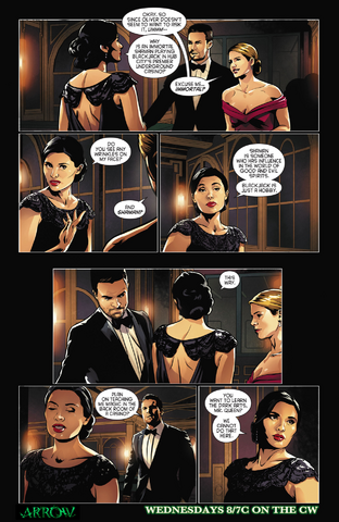 File:Arrow comic sneak peek - Genesis.png
