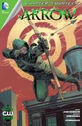 Arrow capítulo 14 portada digital