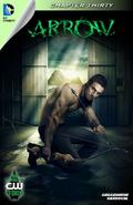 Arrow capítulo 30 portada digital