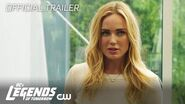 DC's Legends of Tomorrow Time Remix Trailer The CW