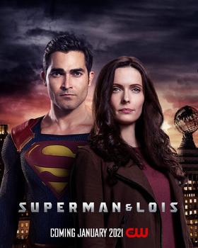 Pôster de Superman & Lois