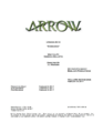 Arrow script title page - Disbanded.png