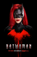 Batwoman new series poster