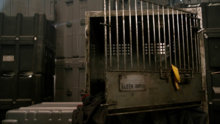 Gleek's cage