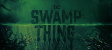 Swamp Thing title card