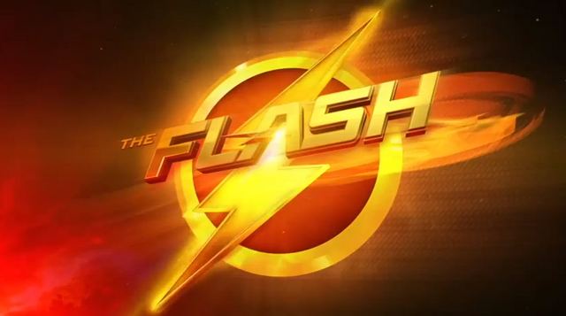 File:The Flash promotional title card.png