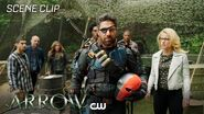 Arrow Fallout Scene The CW