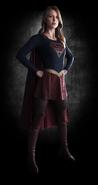 Kara Danvers costume promo