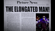 Picture News on the Elongated Man