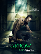Arrow promo - A heroic future forged by a tortured past