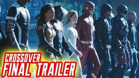 CRISIS ON EARTH-X Final Trailer - The Flash DCTV Crossover (Sub Español)