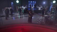 Eobard destroys the Spear of Destiny