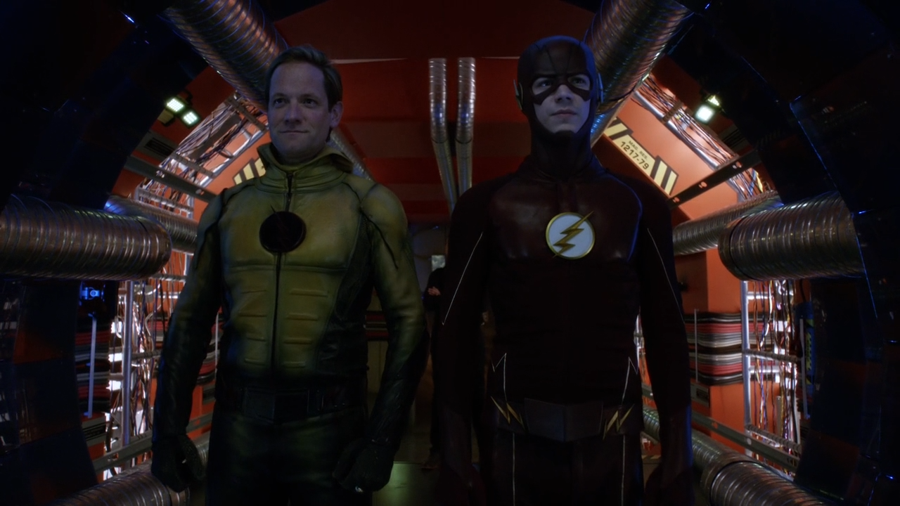 The Reverse Flash Returns Arrowverse Wiki Fandom