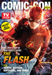 TV Guide - October 5, 2015 The Flash issue