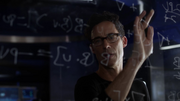 Harrison Wells (Earth-2) calculates something (1)