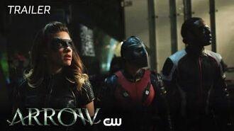 Arrow Thanksgiving Trailer The CW