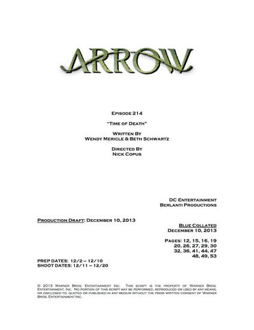 File:Arrow script title page - Time of Death.png