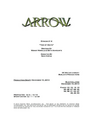 Arrow script title page - Time of Death.png