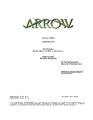 Arrow script title page - Underneath.png