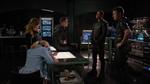 Team Green Arrow talk in The Calculator