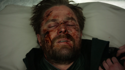 Oliver Queen's death