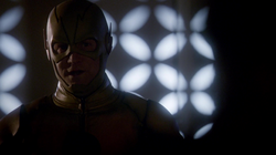 Reverse-Flash meets The Flash