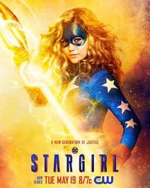 Stargirl - Reneved poster