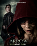 Arrow season 4 poster - The sins of the father are revealed