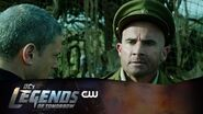 DC's Legends of Tomorrow Inside DC's Legends Fellowship of the Spear The CW