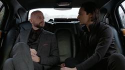 Lex tells Brainiac 5 that he want to wait Leviathan to murder the Superfriends