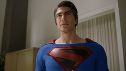 Superman (Earth-96) recruited by Clark (Earth-38) 2
