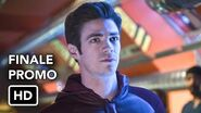 """The Flash 1x23 Extended Promo """"Fast Enough"""" (HD) Season Finale"""