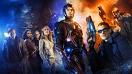 DC's Legends of Tomorrow first look promo
