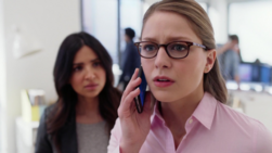 Kara gets a ransom call