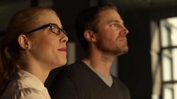 Oliver e Felicity no pós-vida