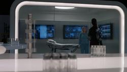 Eve in Lena's captivity